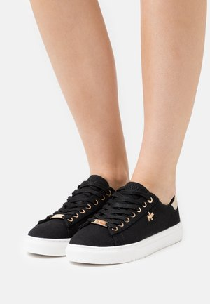 CRISTA - Sneakers laag - black