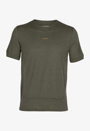 Basic T-shirt - loden