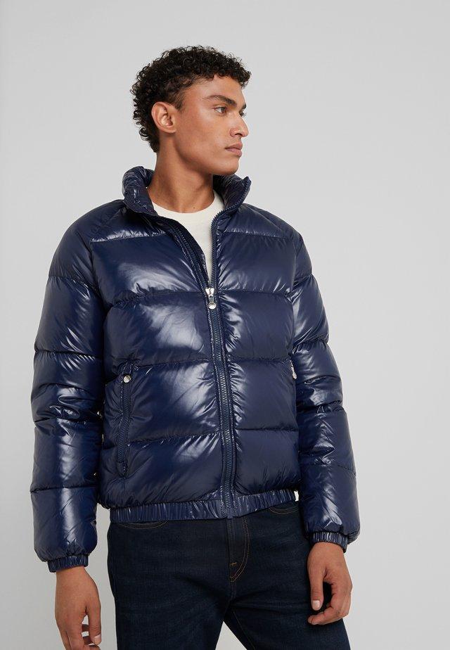 VINTAGE MYTHIC - Down jacket - dark blue