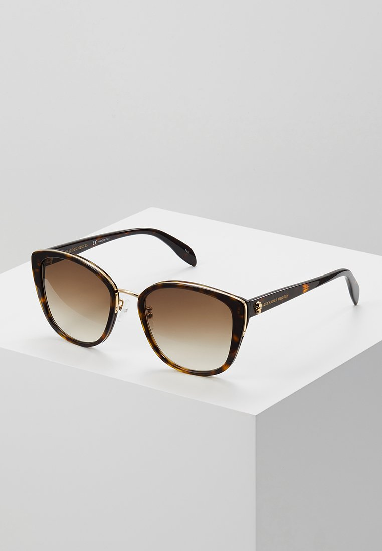 Alexander McQueen - Sunglasses - brown