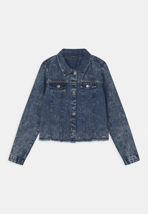 JUNIOR - Denim jacket - cloudy blue