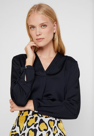 NEW FLOATY - Blouse - black