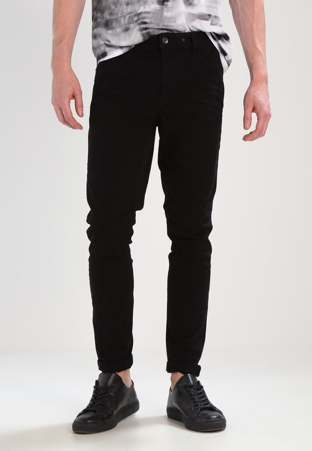 FIT - Chinos - black