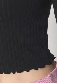 Even&Odd - Top sdlouhým rukávem - black - 4
