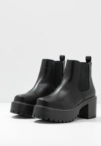 Koi Footwear - VEGAN - Ankle boots - black - 4