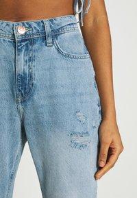 River Island - Jeans Skinny Fit - blue denim - 4