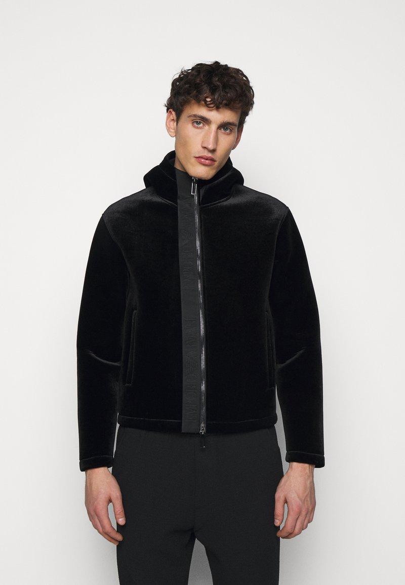 Emporio Armani - Lehká bunda - black