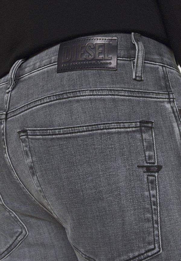 Diesel AMNY - Jeansy Skinny Fit - 009nz 02/szary denim Odzież Męska VJCI