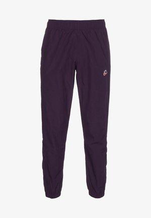 Tracksuit bottoms - grand purple