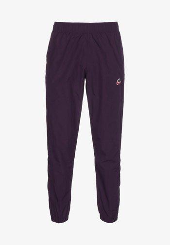 Pantalon de survêtement - grand purple