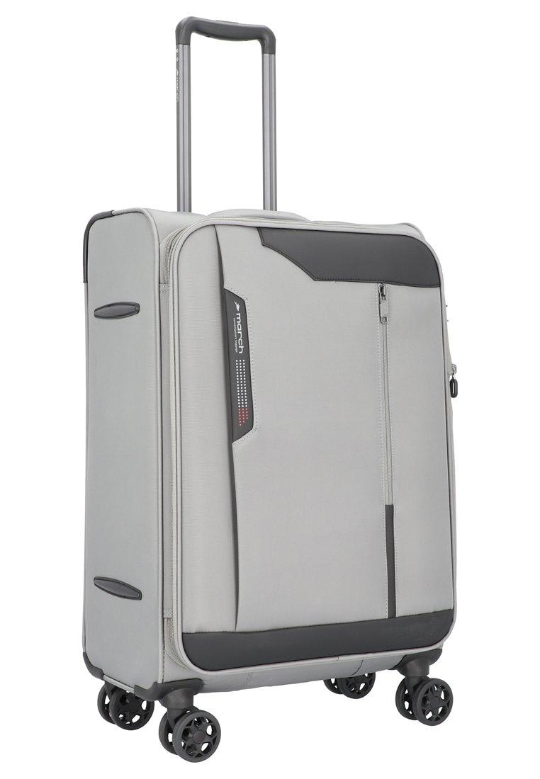 march luggage SET - Kofferset - grey/grau - Herrentaschen HNLb6