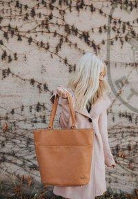 Little Unicorn - CITYWALK  - Baby changing bag - cognac - 0