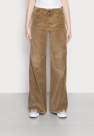 D-AKEMI - Pantaloni - beige