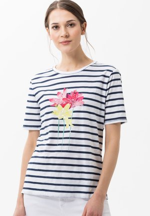 STYLE CIRA - Print T-shirt - indigo