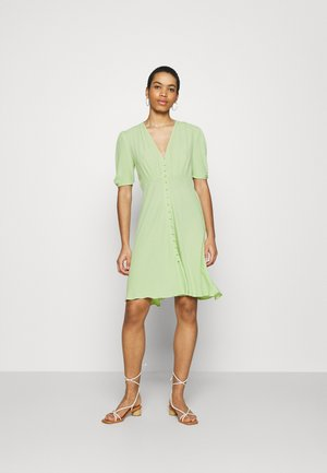 SABRINA DRESS - Robe chemise - miint green