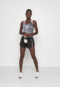 adidas by Stella McCartney - TRUEPACE - Sportovní kraťasy - black - 1
