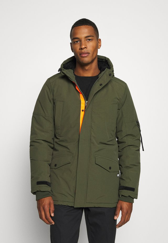 STORROW - Winter jacket - army