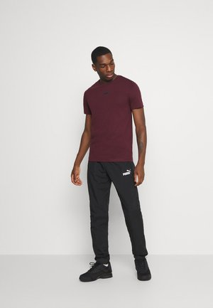 JCOZSS TEE SLIM FIT 2 PACK - Jednoduché triko - forest night/port royal