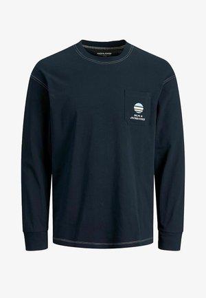 Longsleeve - navy blazer