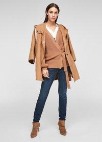s.Oliver BLACK LABEL - Slim fit jeans - dark blue - 1