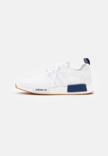 NMD_R1 UNISEX - Trainers - footwear white/dark blue