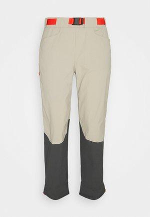 VISLIGHT PANT - Trousers - celsian beige