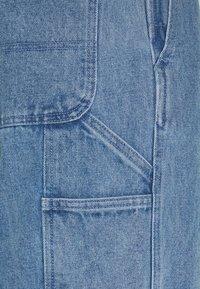 Obey Clothing - HARD WORK CARPENTER - Straight leg -farkut - light indigo - 8