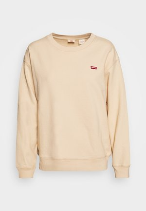 STANDARD CREW - Sweatshirts - toasted almond