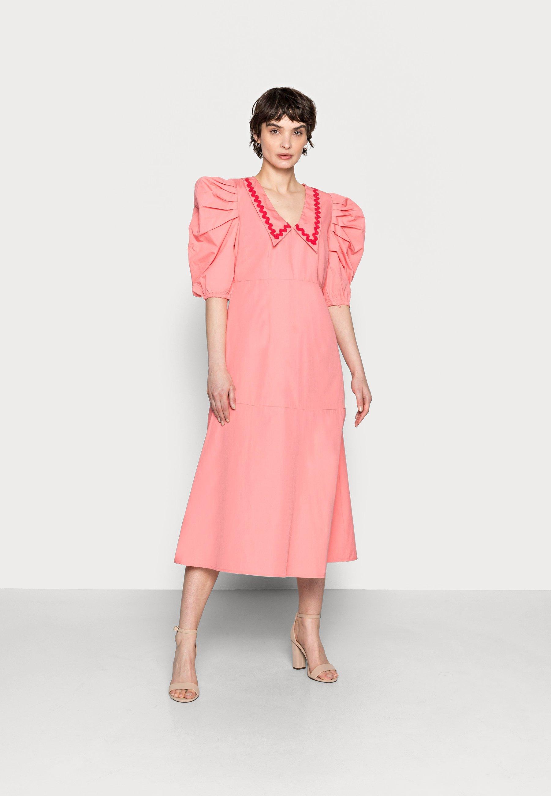 Mujer PINKA DRESS - Vestido camisero