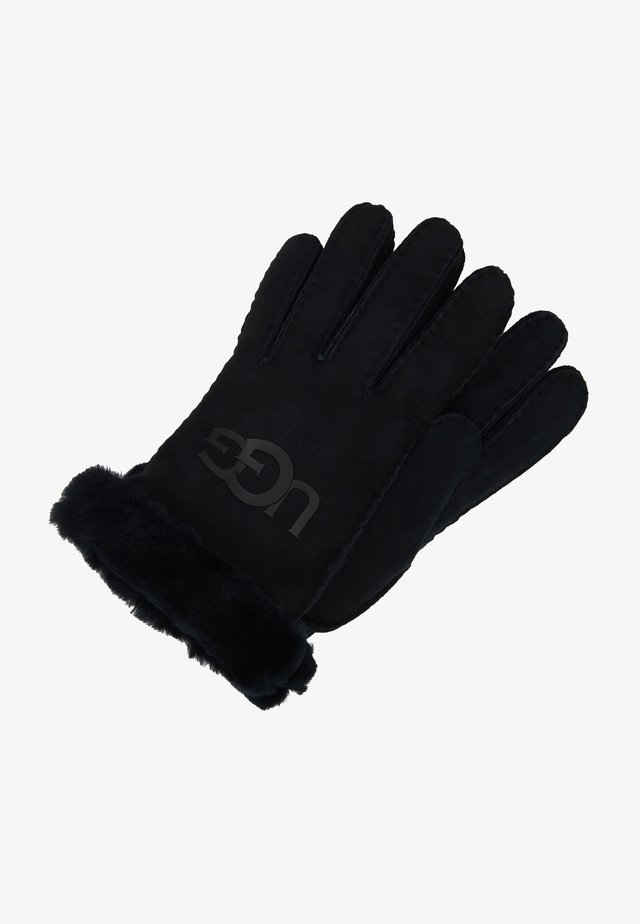 LOGO GLOVE - Rukavice - black