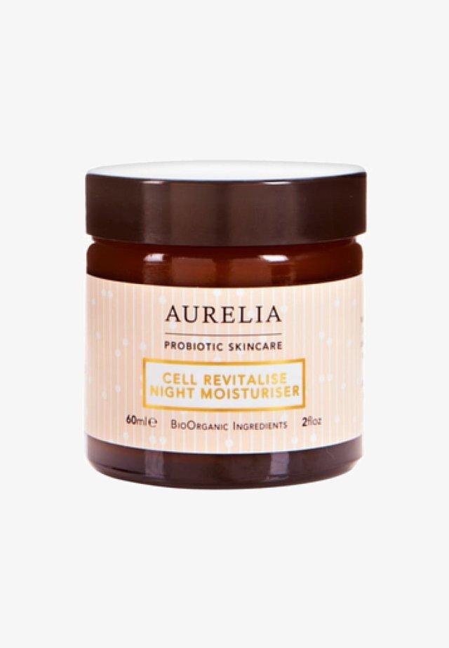AURELIA PROBIOTIC SKINCARE AURELIA CELL REVITALISE NIGHT MOISTUR - Face cream - white
