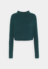 Monki - Jumper - green dark - 3