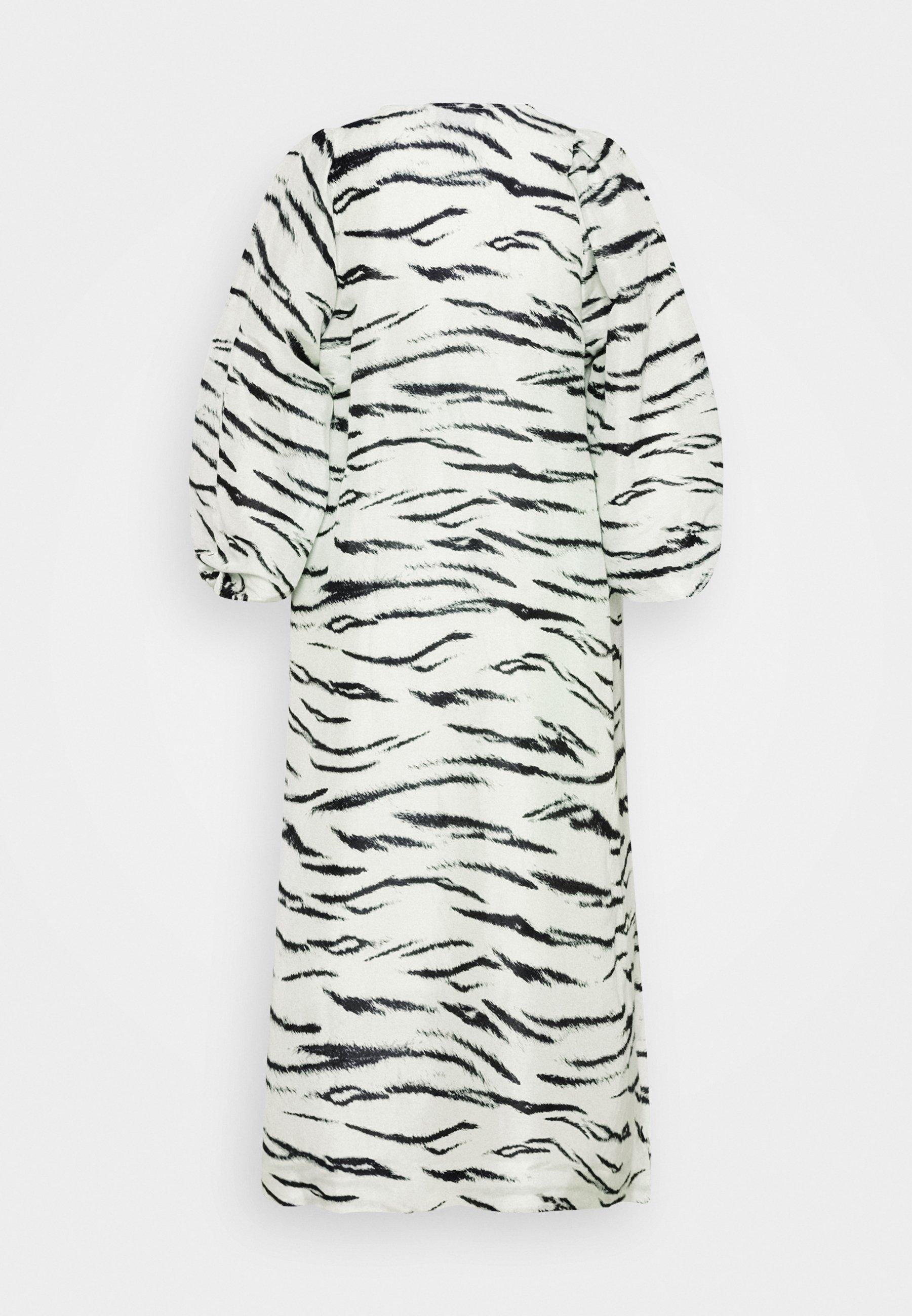 Women TIGER DRESS - Day dress