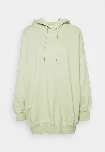 BAE HOODIE UNIQUE - Jersey con capucha - green