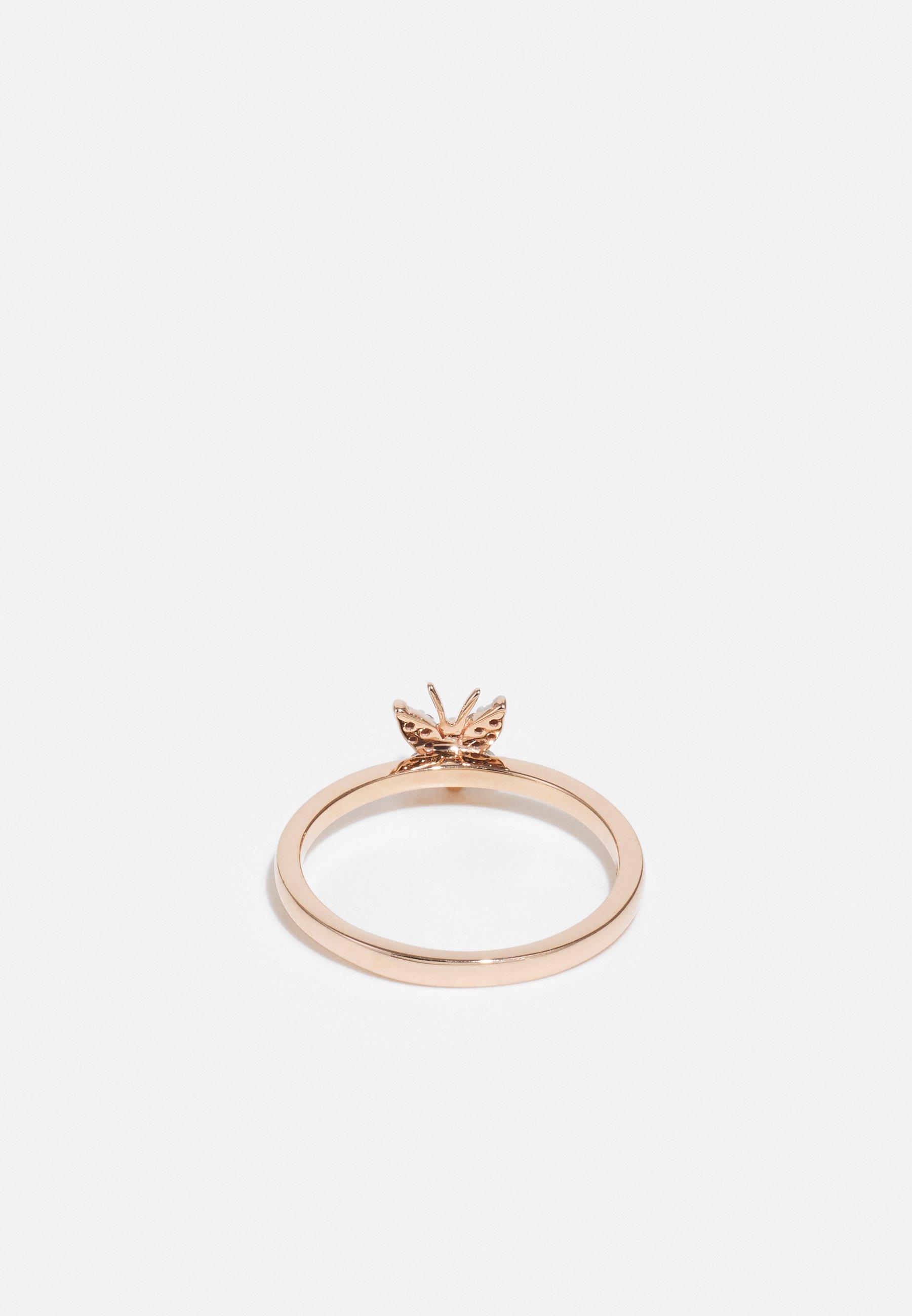 Diamant L'éternel Ring - Rosegold/roségoldfarben