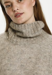 My Essential Wardrobe - Jumper - dune melange - 3