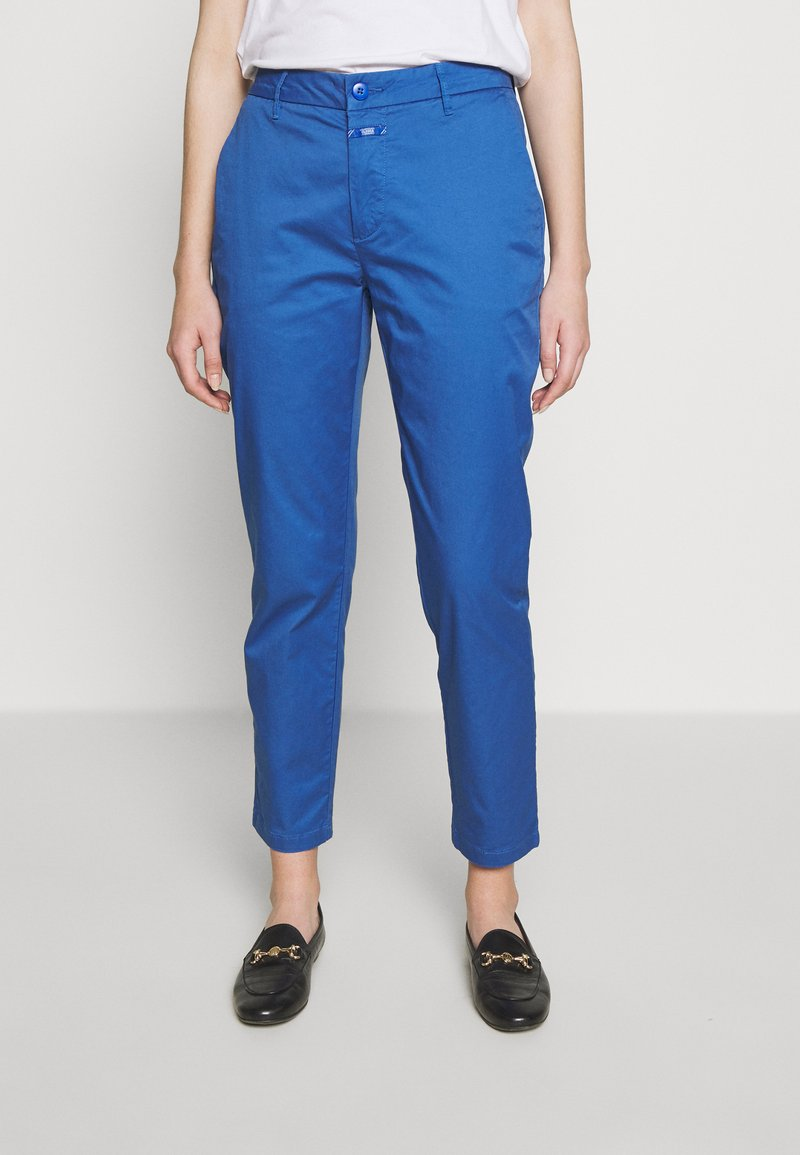CLOSED - JACK - Chinos - bluebird