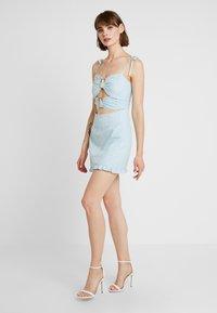 Tiger Mist - ROZA DRESS - Denní šaty - blue - 1