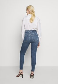 Citizens of Humanity - CHRISSY HIGH RISE - Jeans Skinny Fit - dark-blue denim