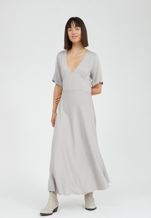 ROSAMAARY - Maxi dress - silver