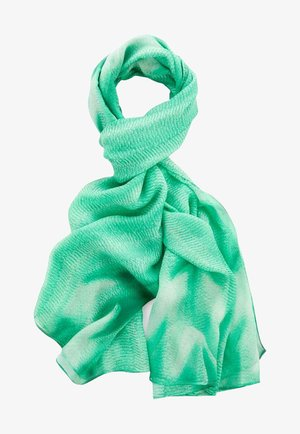Scarf - bright green