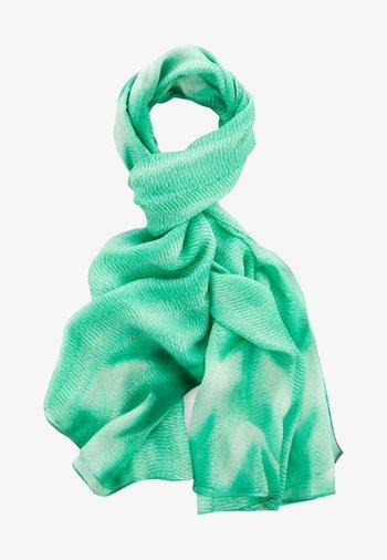 Scarf - bright green