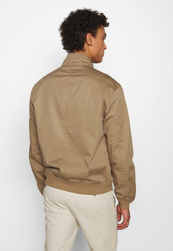 Polo Ralph Lauren CITY - Kurtka Bomber - luxury tan/beżowy Odzież Męska UTPB