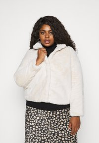 Vero Moda Curve - VMTHEA JACKET - Winter jacket - birch - 0