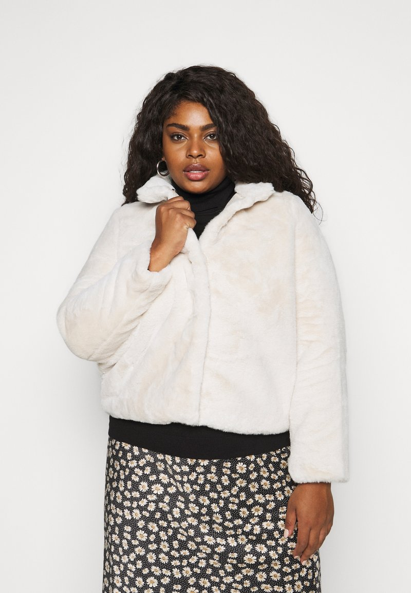 Vero Moda Curve - VMTHEA JACKET - Winter jacket - birch