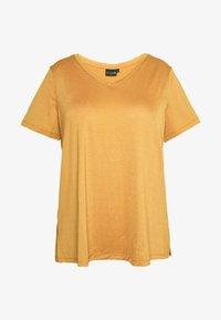Active by Zizzi - AMAYS - Camiseta estampada - olden yellow - 4
