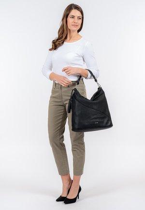 TILLY - Tote bag - black