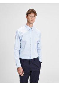 Jack & Jones PREMIUM - Shirt - cashmere blue - 0