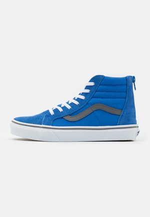 SK8 ZIP UNISEX - High-top trainers - nebulas blue/gargoyle