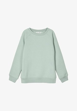 Sweatshirt - iceberg green
